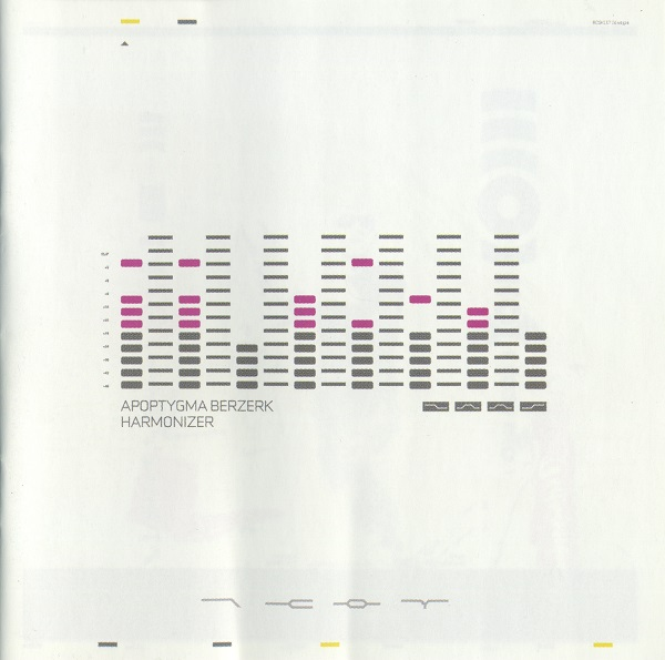 Apoptygma Berzerk - Harmonizer 2002 (Metropolis # MET 243) MP3 320kbps CBR and FLAC Lossless