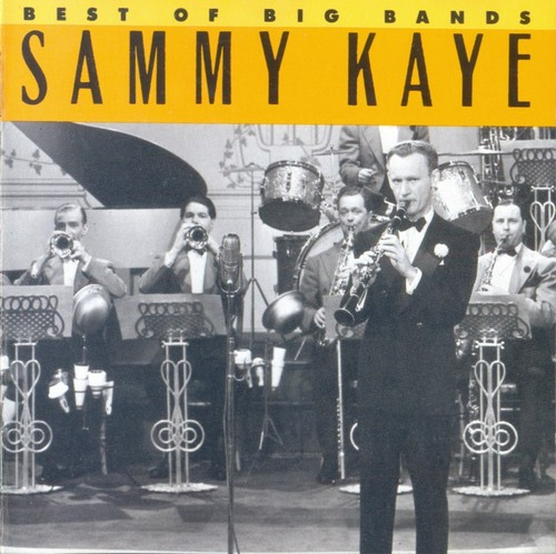 (Big Band, Swing, Easy Listening, Vocal) [CD] Sammy Kaye - Best Of Big Bands - 1990, FLAC (tracks+.cue), lossless